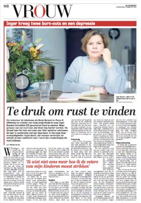 Interview - Telegraaf